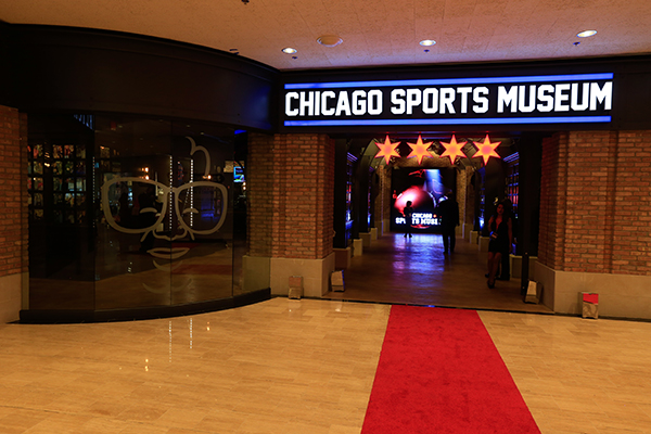 Chicago Sports Museum Here S Chicago