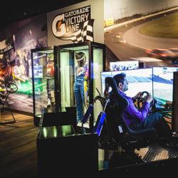 race car exhibit chicago