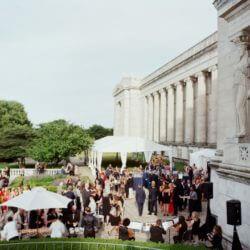 Northeast Terrace Outdoor Event