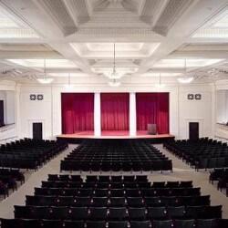 auditorium for meetings