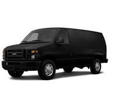 Ford Cargo Van Rentals