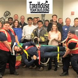 Fire House Team Building Corporate Events