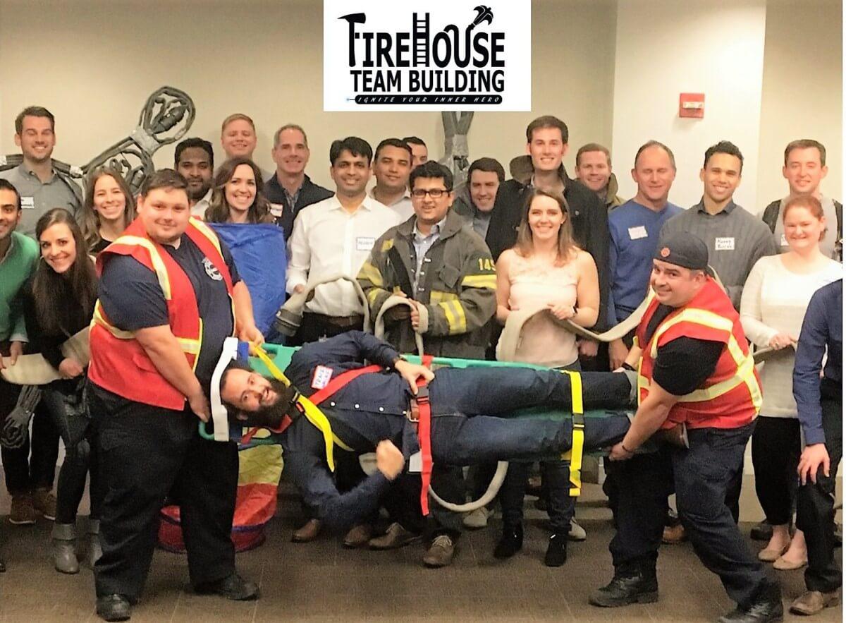 Firehouse Team Building Firefighter Based Team