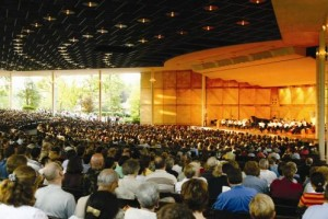 Ravinia Festival events spaces