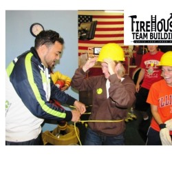 Firehouse Team Building Rescue