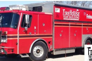 Firehouse Team Building Rescue Truck