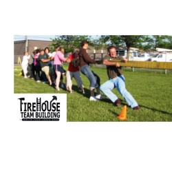 Firehouse Team Building Tug O War