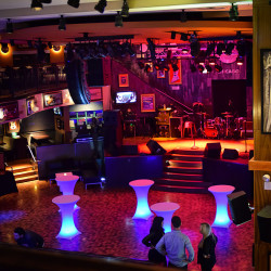 hard rock entertainment venue
