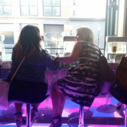 Oxygen Bar   A great place to socialize after corporate meetings