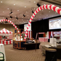 balloons and decor   create the perfect atmosphere for your themed event