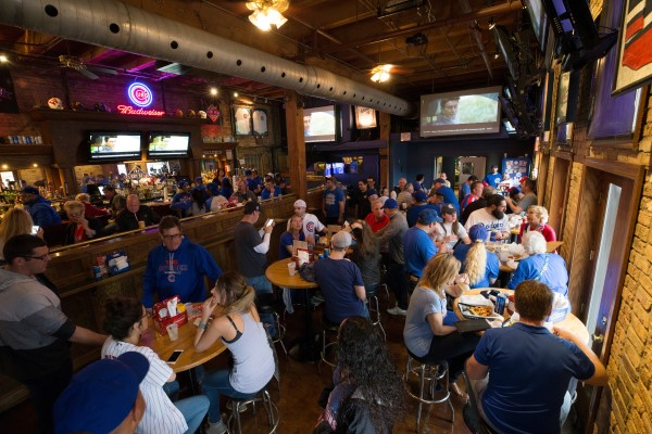 Cubby Bear Wrigleyville Group Outing Event Space Here S