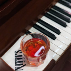 Drink on Piano