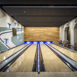 VIP Bowling Suite