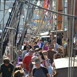 Navy Pier event spaces