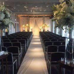 Long Aisle Ceremony