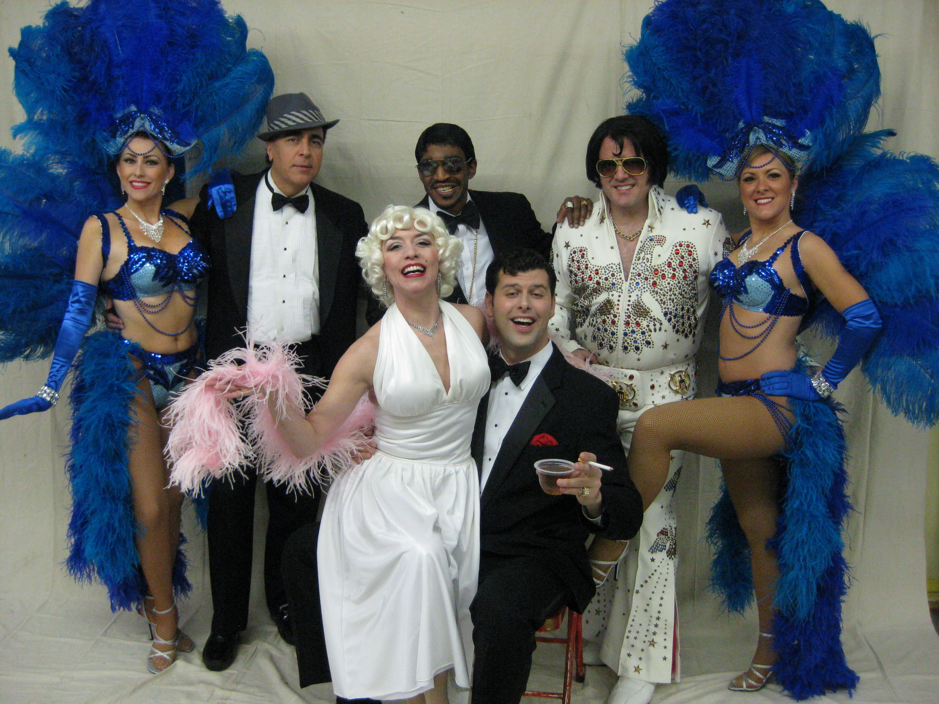 The Chicago Rat Pack Tribute Show Heres