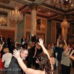 Wedding reception Michael Cascio Orchestra