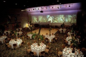 brookfield zoo indoor dinner