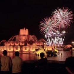 Chicago Segway Fireworks tour