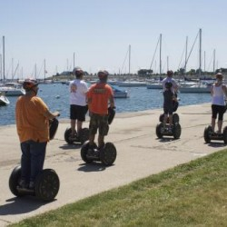 Chicago Segway tour on the lakefront