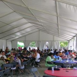 UIC Picnic Grove Tented party