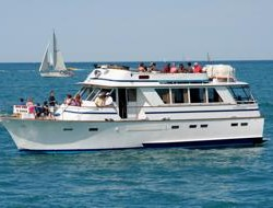 yacht charters lake michigan private charter events