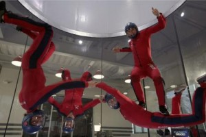 chicago indoor skydiving rosemont ohare