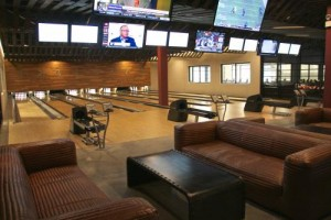 whirlyball team building venue chicago