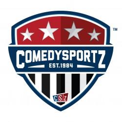 comedy improv for groups logo