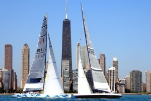 private sailing charters chicago
