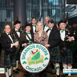 heres chicago st pats bash at highline chicago