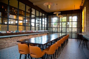 brass monkey private seated dinner 20 pax