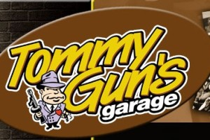 tommy guns garage roaring 20's theme party