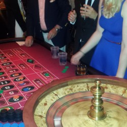Roulette Wheel Rentals Chicago