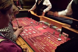casino and craps tables chicago rental