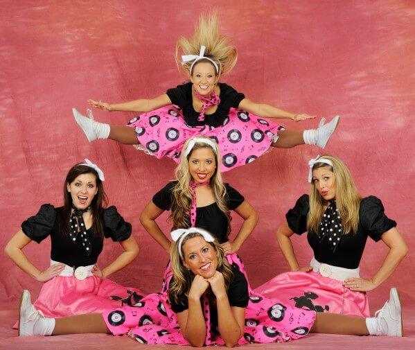 Chicago Honey Bear Dancers Custom Entertainment Chicago