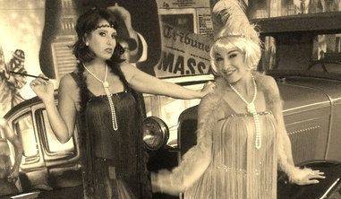 roaring 20s themed party