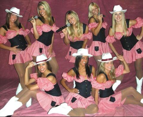 chicago honey bear dancers
