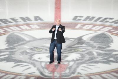 Dave Pawelek Chicago Wolves