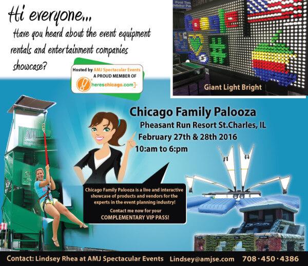 Chicago Family Palooza