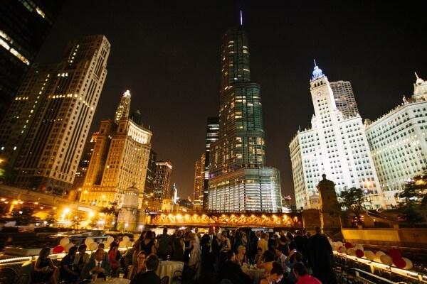 chicago cruises city views