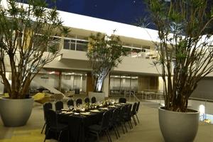 Schaumburg conference center atrium ASA