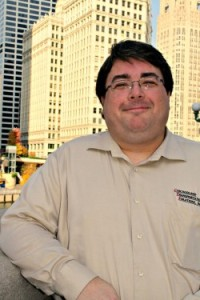 Chicago hospitality professional Brian Whitaker