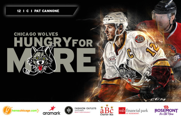 Chicago Wolves Here's Chicago VIP Appreciation Night header