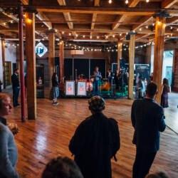 Lacuna First Floor Lobby