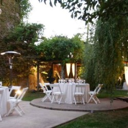 Lifes Garden outdoor event space