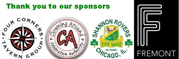 st pats bash sponsor logos