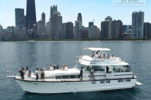 Chicago Private Luxury Yacht Rental