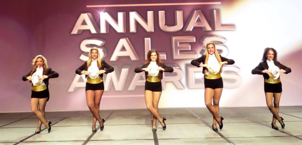 Dance Spectacular Chicago Broadway dancers