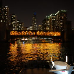 night chicago river cruise charters